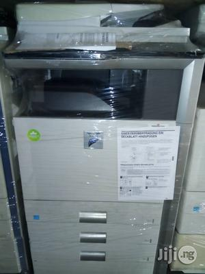 Sharp Mx-m452n Multifunctional Black And White Photocopy | Printers & Scanners for sale in Lagos State, Surulere