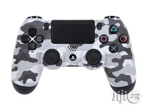 Sony Cyber PS4 Wireless Pad - Camo   Accessories & Supplies for Electronics for sale in Lagos State, Ikeja