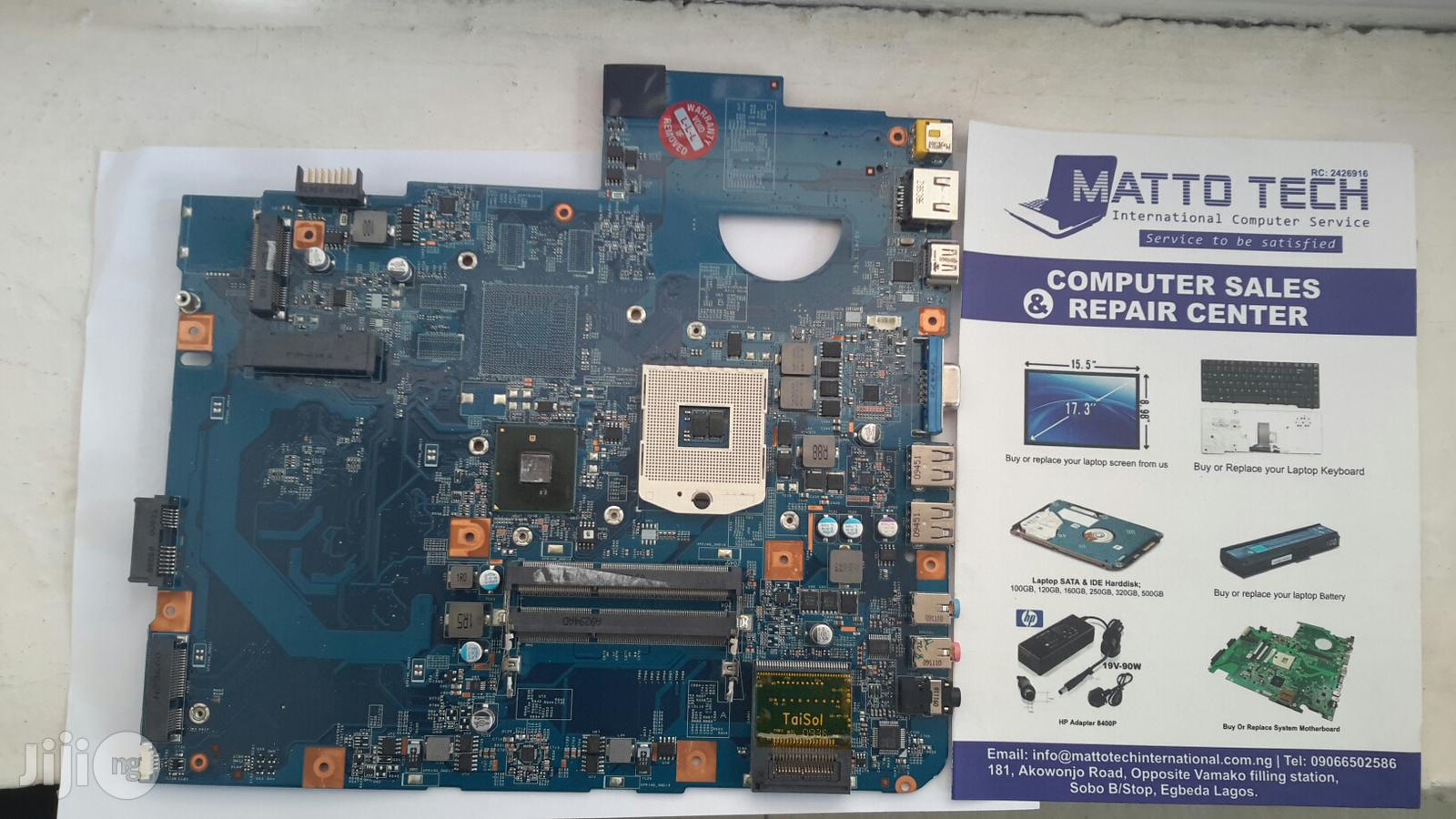 Motherboard For Acer Aspire 5740 5740G