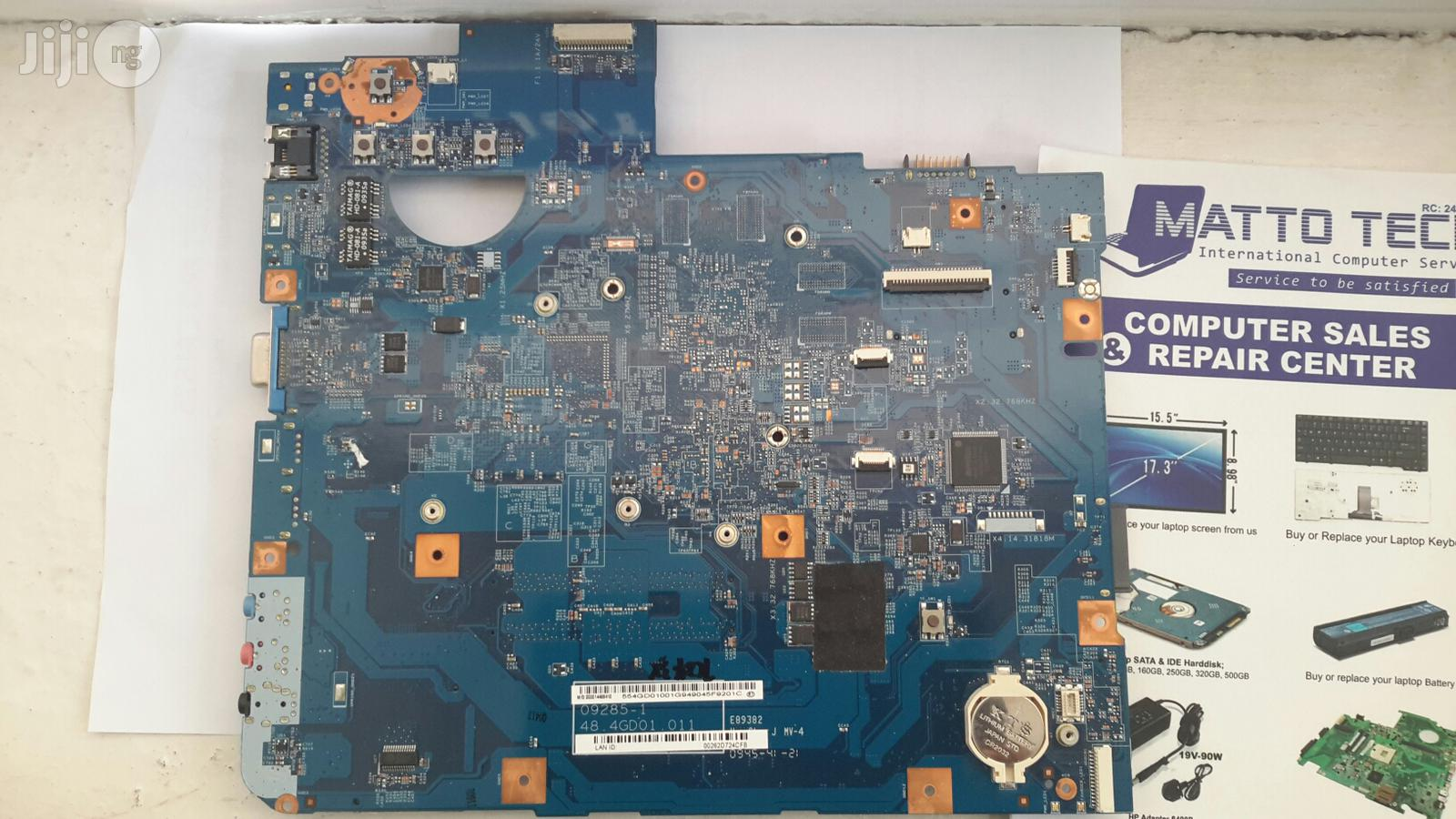Motherboard For Acer Aspire 5740 5740G | Computer Hardware for sale in Alimosho, Lagos State, Nigeria