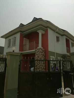 Newly Built & Spacious 4 Bedroom Duplex With BQ for Rent At New Oko Oba.   Houses & Apartments For Rent for sale in Lagos State, Agege