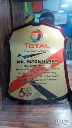 Plague Award   Arts & Crafts for sale in Lagos State, Ikeja