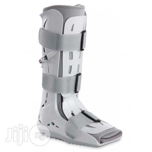 Portable Walker Boot (For Orthopaedic) | Medical Supplies & Equipment for sale in Mushin, Lagos State, Nigeria