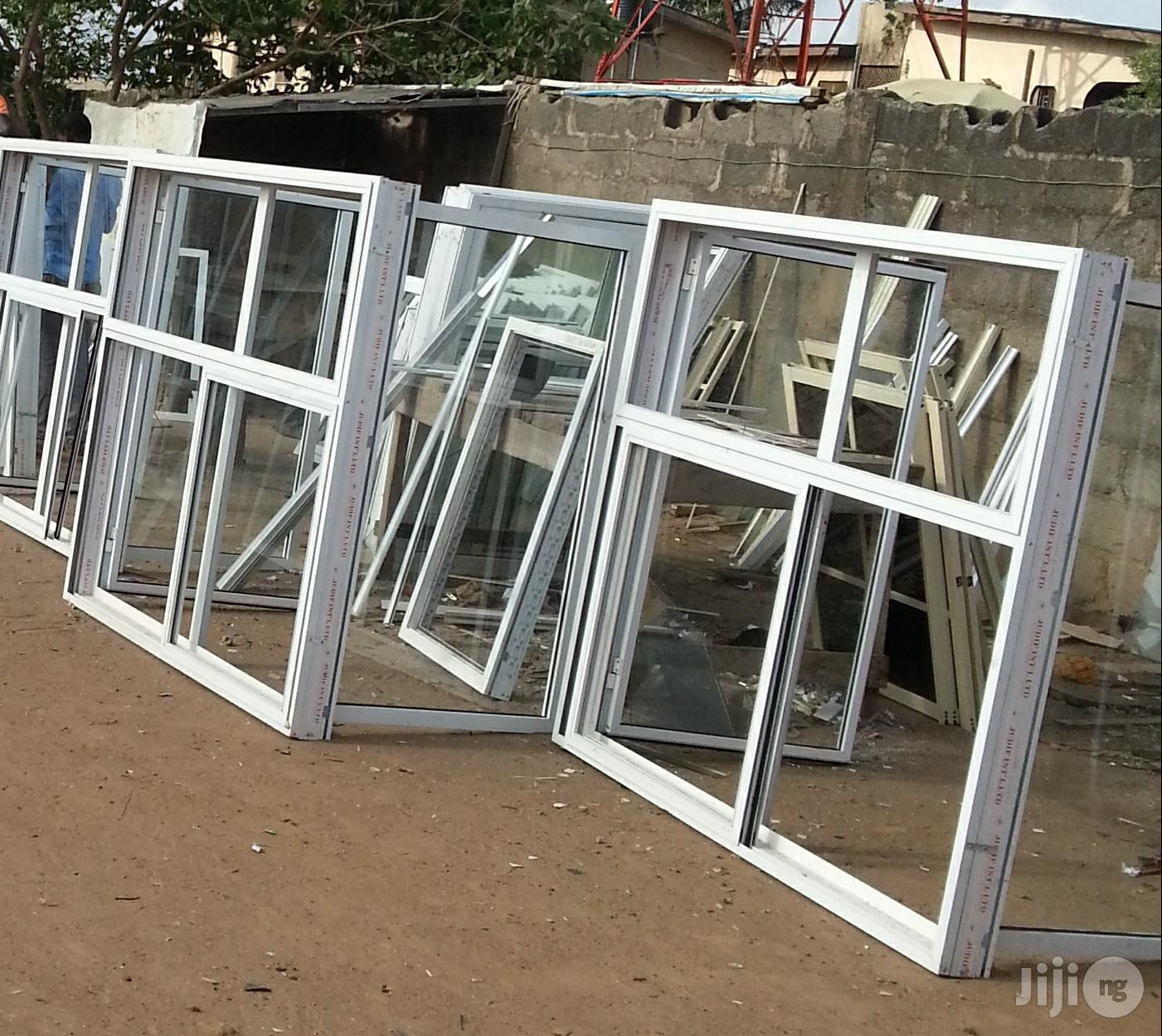 Sliding Window With Net | Building & Trades Services for sale in Alimosho, Lagos State, Nigeria