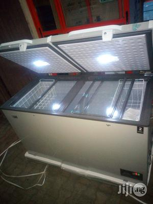 LG Anti Rust Double Door Deep Freezer With Two Years Wrnty. | Kitchen Appliances for sale in Lagos State, Ojo