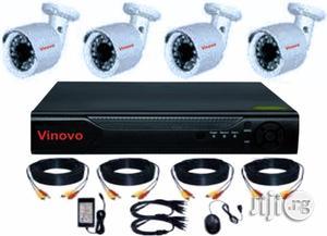 VINOVO 4ch AHD DVR Cctv Cameras Kit | Security & Surveillance for sale in Lagos State, Ikeja