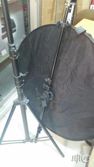 Reflector Holder With 110cm Reflector Kit   Accessories & Supplies for Electronics for sale in Lagos State, Lagos Island (Eko)