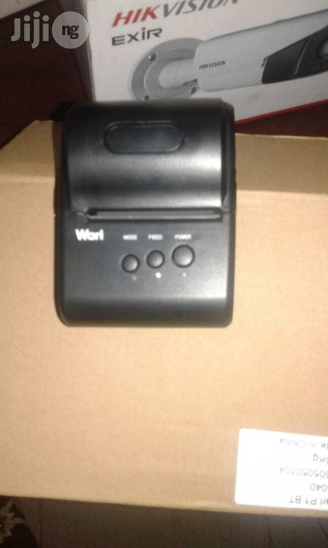 Archive: Mobile Bluetooth Pos Printer