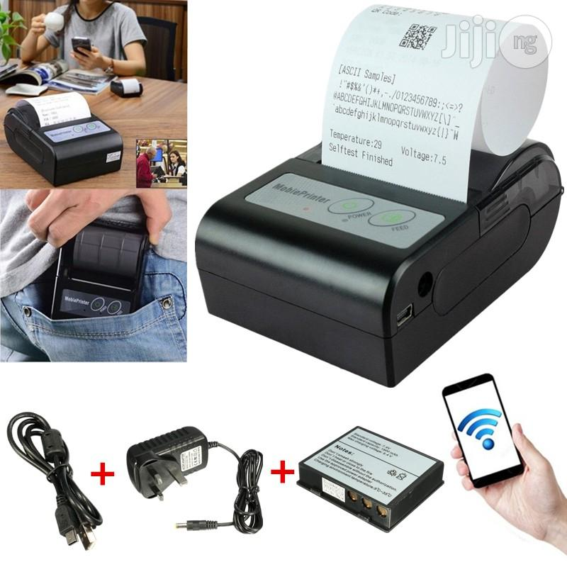 Archive: 58mm Bluetooth Receipt Printer +Free Mobile Business App