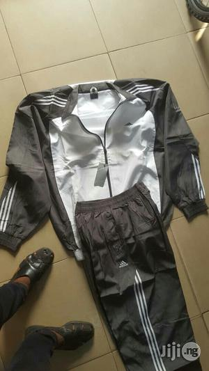 Original Adidas Track Suit With Net | Clothing for sale in Lagos State, Ikeja