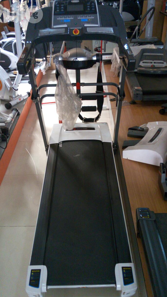 2.5hp Treadmill With Massager   Massagers for sale in Surulere, Lagos State, Nigeria
