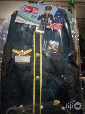 Kids Police Career Costume   Children's Clothing for sale in Lagos State, Amuwo-Odofin