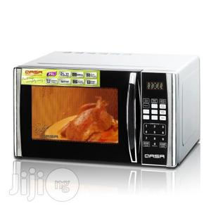 Qasa Microwave Oven Digital 25L | Kitchen Appliances for sale in Lagos State, Ojo