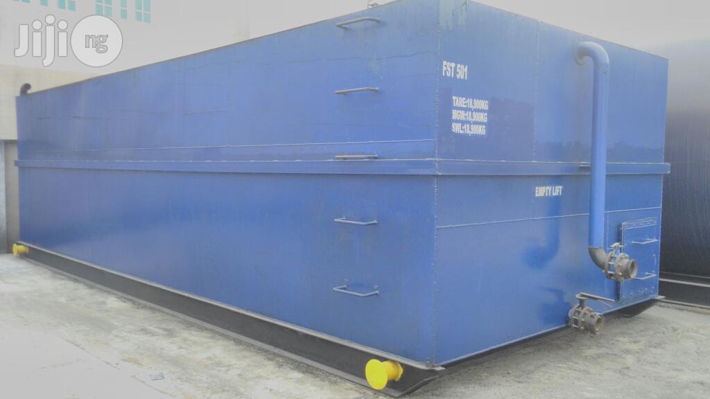 Archive: 500 Barrels Of Storage Tanks For Sale