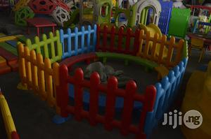 Coloured Kids Plastic Playground Fence For Sale | Toys for sale in Lagos State, Ikeja
