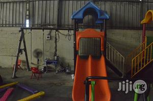 Playground Kids Equipment With Double Slide | Toys for sale in Lagos State, Ikeja