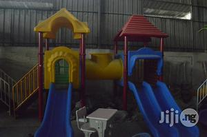 Double Playground Multipurpose Equipment for Sale | Toys for sale in Lagos State, Ikeja