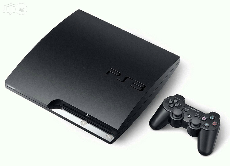 Sony Playstation 3 Slim Console