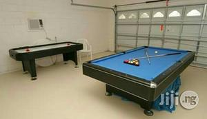 Air Hockey Board And Snooker Board | Sports Equipment for sale in Lagos State, Ikoyi