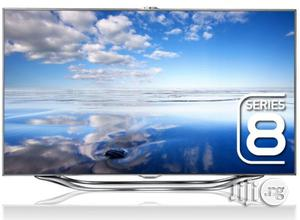 Samsung Camera 3D Smart Tv Silver 55inchs + Voice Control   TV & DVD Equipment for sale in Lagos State