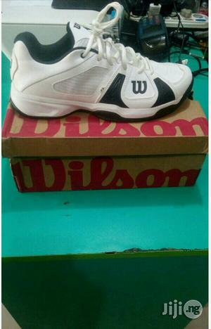 Wilson Lawn Tennis Canvas   Shoes for sale in Lagos State, Ikeja