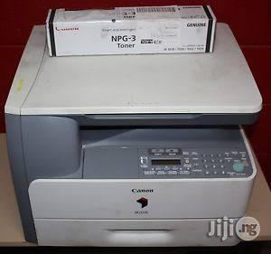 Canon IR 1018 Photocopier, Scanner, Printer | Printers & Scanners for sale in Lagos State, Surulere