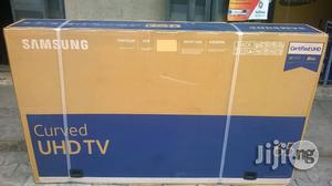"""Brand New 2019 Samsung 65"""" UHD 4K Curved Smart TV   TV & DVD Equipment for sale in Lagos State, Ojo"""