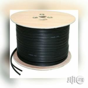 RG59 Coaxial CCTV Video Cable | Accessories & Supplies for Electronics for sale in Lagos State, Ikeja