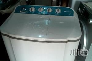 Hisense Washing Machine 7.2 Kg   Home Appliances for sale in Abuja (FCT) State, Gwagwalada