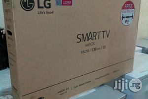 LG Smart UHD 4k HD TV 55 Inches | TV & DVD Equipment for sale in Abuja (FCT) State, Gwagwalada