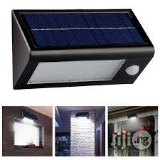 5W Solar Wall Light With Motion Sensor | Solar Energy for sale in Abuja (FCT) State, Wuse