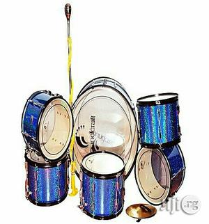 Premier Complete Marching Parade Drum Set - 6 Pieces   Musical Instruments & Gear for sale in Lagos State, Ojo