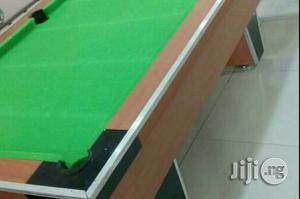 Locally Made Snooker Pool Table | Sports Equipment for sale in Lagos State, Surulere