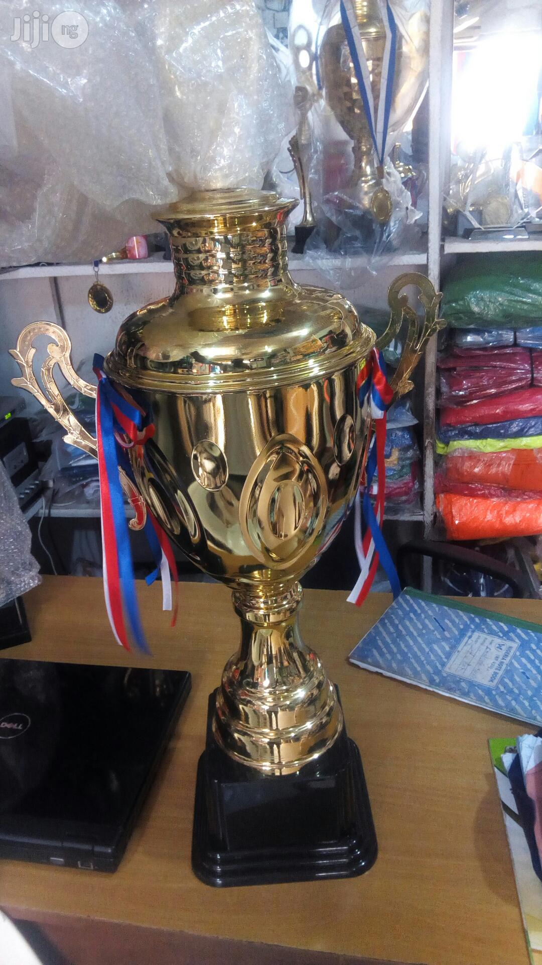 Gold Trophy | Arts & Crafts for sale in Ikeja, Lagos State, Nigeria