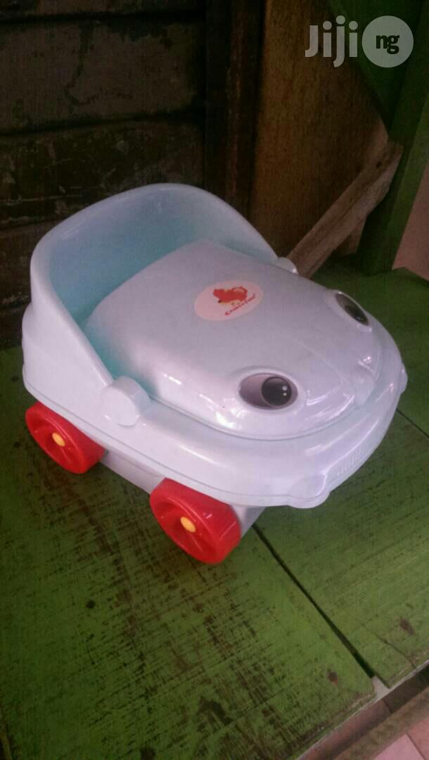Archive: Potty For Babies