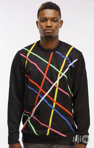 ADOT Black Long Sleeve T-Shirt | Clothing for sale in Lagos State, Shomolu