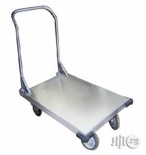 Industrial Stainless Steel Platform Trolley | Store Equipment for sale in Lagos State, Lagos Island (Eko)