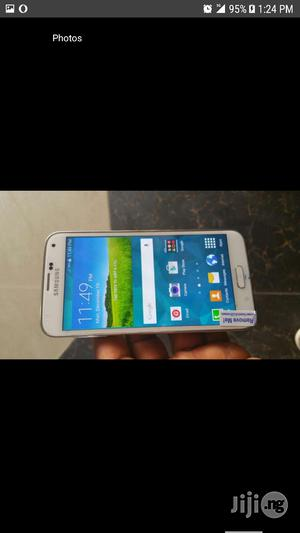 Samsung Galaxy S5 White 32 GB | Mobile Phones for sale in Lagos State, Ikeja