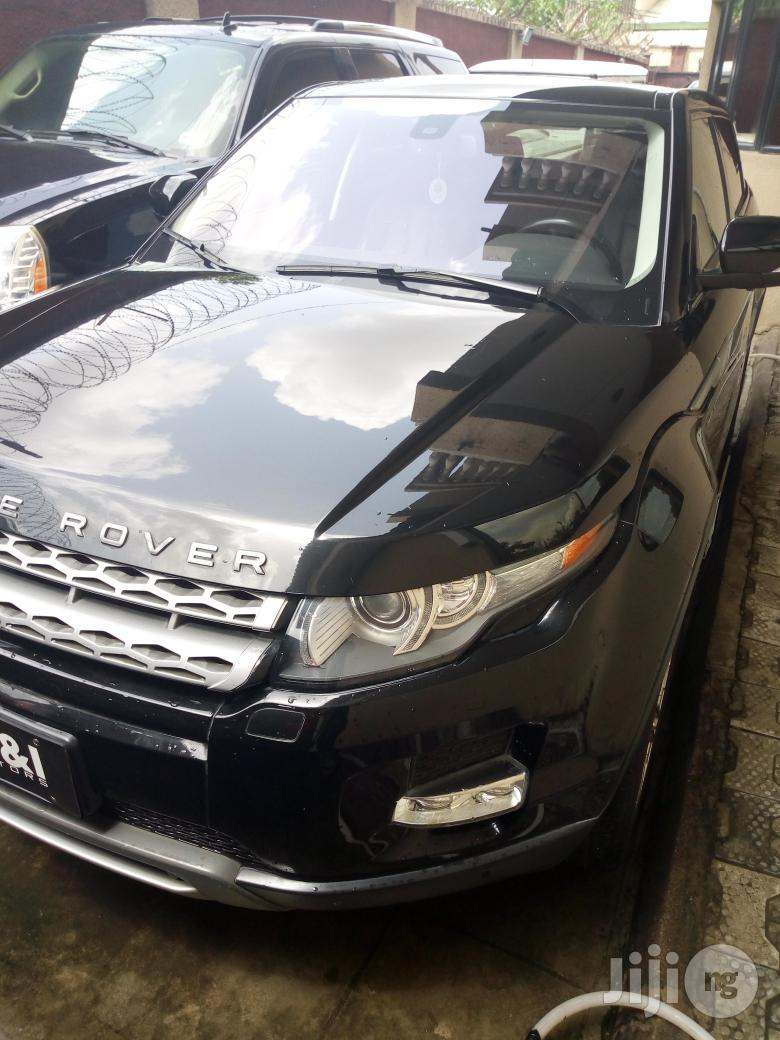 Land Rover Range Rover Evoque 2012   Cars for sale in Maryland, Lagos State, Nigeria