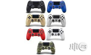 Dualshock Wireless Pad Controller For PS4   Accessories & Supplies for Electronics for sale in Lagos State, Ikeja