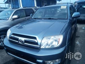 Toyota 4-Runner 2005 Limited V6 4x4 Blue | Cars for sale in Lagos State, Apapa