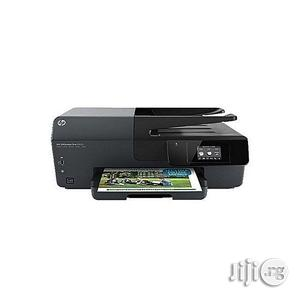 HP Officejet 4630 Wireless Color Inkjet E-All-In-One Printer - Black   Printers & Scanners for sale in Lagos State, Ikeja