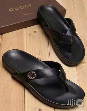 Quality Italian Designer Gucci Palm | Shoes for sale in Lagos State, Ajah
