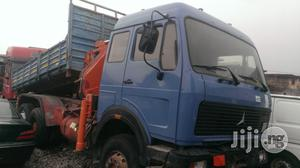Tokunbo Mercedes Benz 1999 Blue | Trucks & Trailers for sale in Lagos State, Apapa
