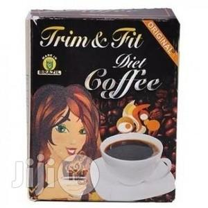 Trim and Fit Diet Coffee | Vitamins & Supplements for sale in Lagos State, Yaba