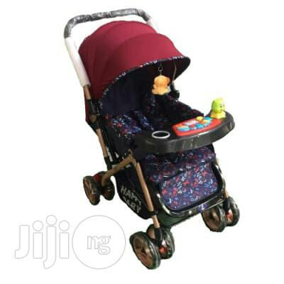 Archive: Happy Baby Premium Baby Stroller - Multicolour
