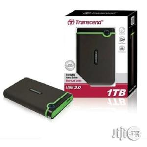 Transcend External Hard Disk Drive - 1TB   Computer Hardware for sale in Lagos State, Ikeja