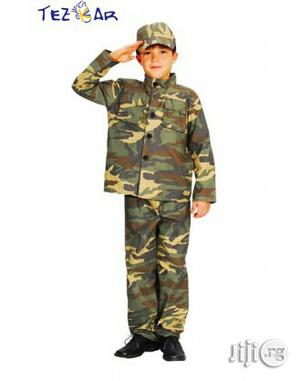 Military Costume   Children's Clothing for sale in Lagos State, Ikeja