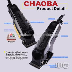 Chaoba Professional Hair Clipper | Tools & Accessories for sale in Lagos State, Ikeja