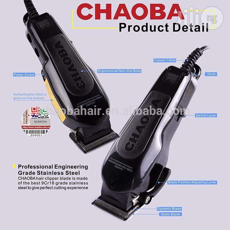 Chaoba Professional Hair Clipper